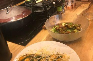 omleta-rulata-ciuperci
