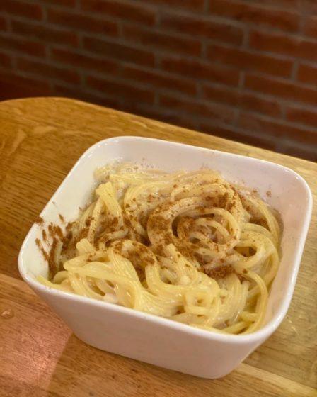 Spaghete-cu-lapte