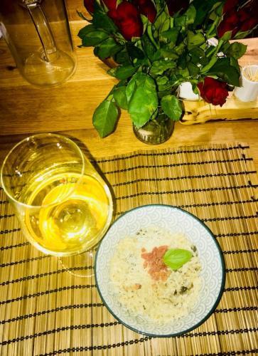 Risotto cu ciuperci champignon proaspete (15)