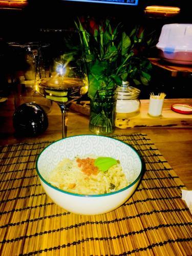 Risotto cu ciuperci champignon proaspete (8)