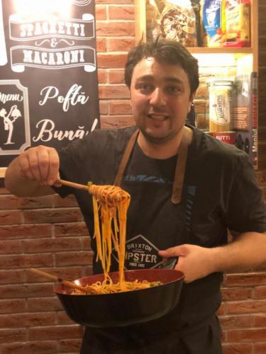 Spaghete cu ton și fructe de mare (17)