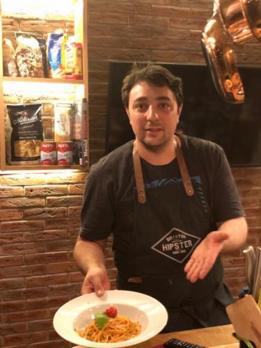 Spaghete cu ton și fructe de mare (18)